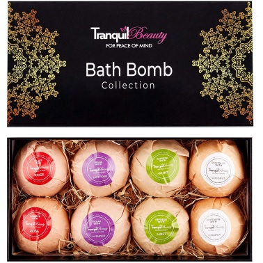Win a Tranquil Beauty Bath Bomb Collection!