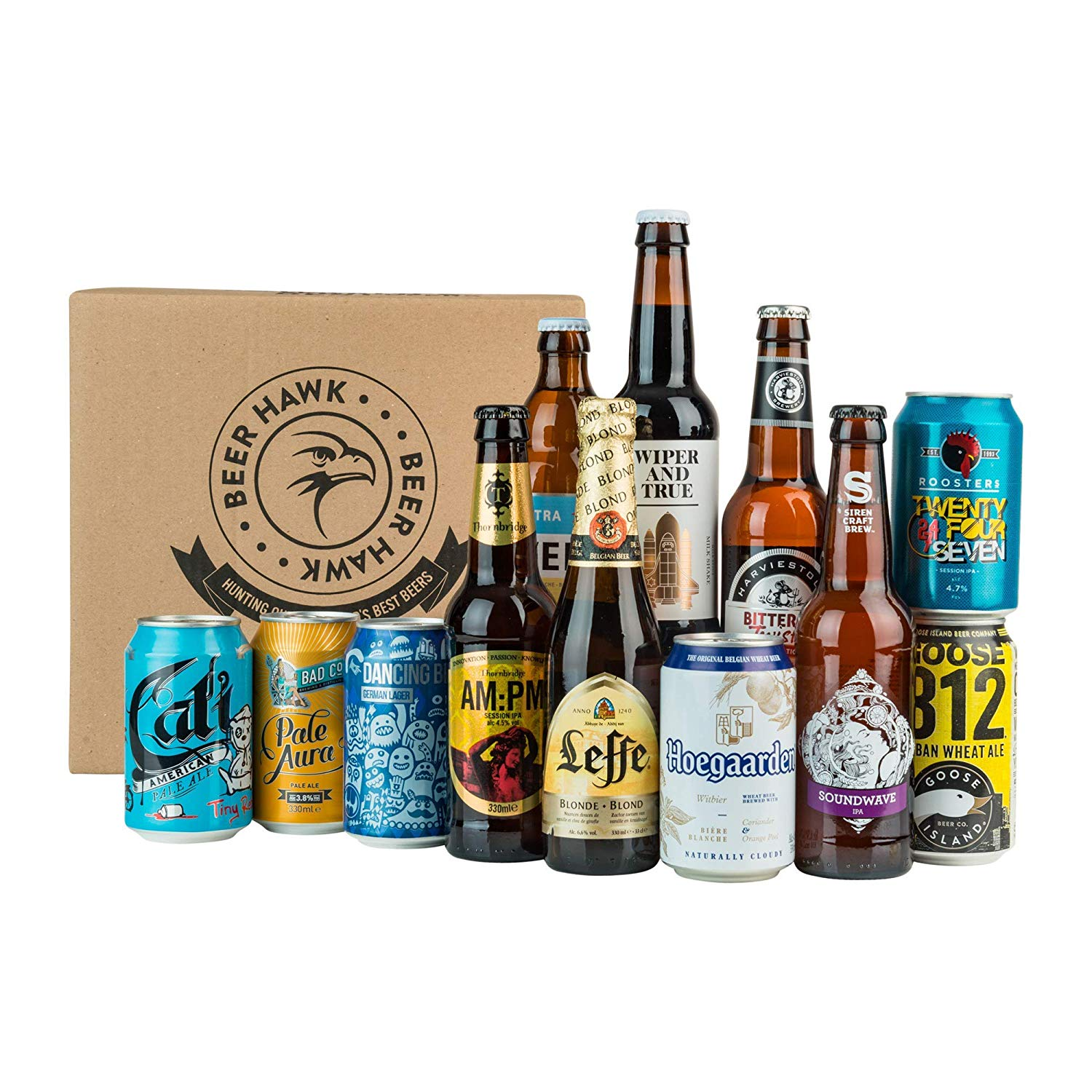 Win a case of 13 Craft Beers!