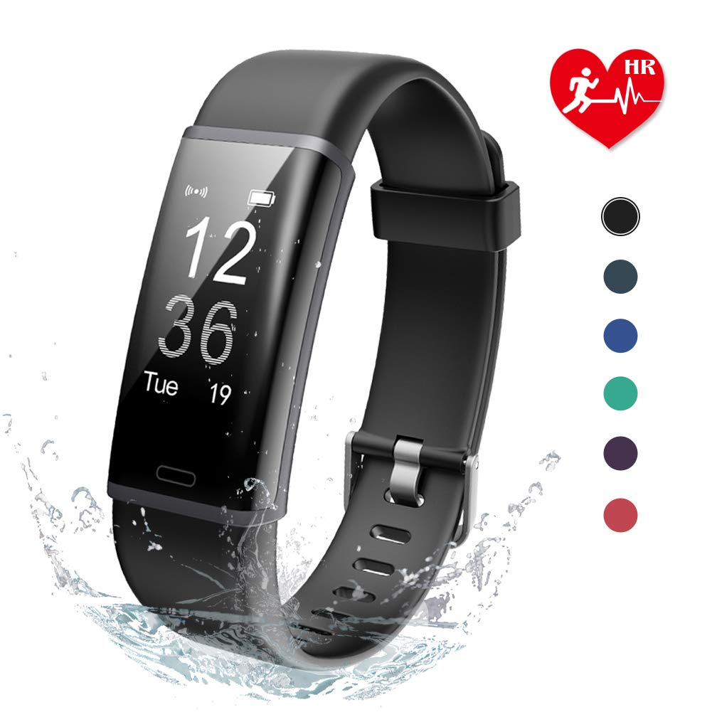 Win a Lintelek Fitness Tracker - 10 August 20